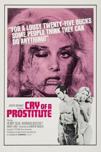 Poster of Cry of a Prostitute