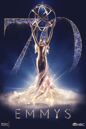 The 70th Primetime Emmy Awards poster