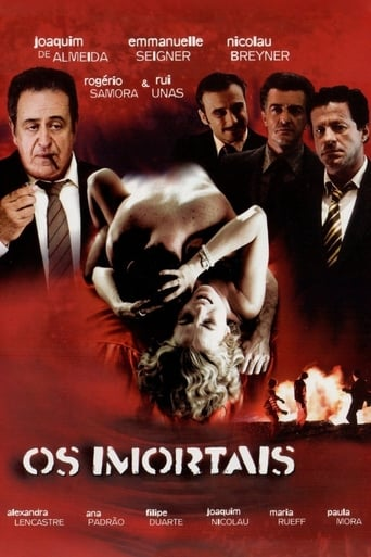 Poster of The Immortals