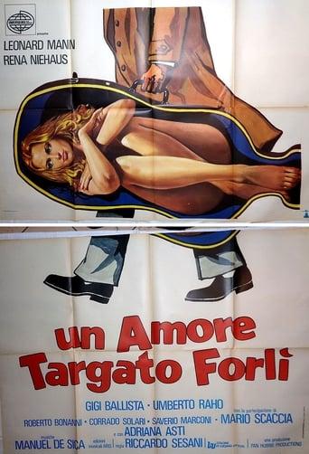 Poster of Un amore targato Forlì