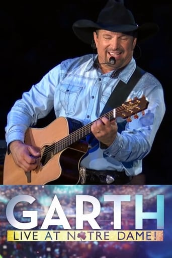 Poster of Garth: Live At Notre Dame!