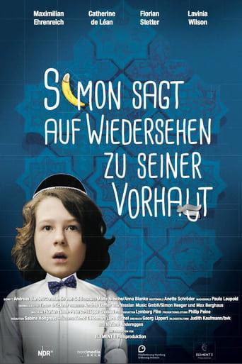 Poster of Simon Says Goodbye to His Foreskin
