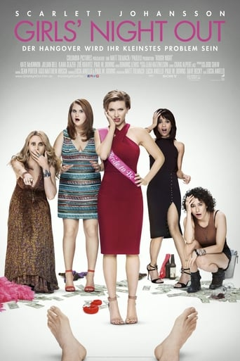 Filmplakat von Girls' Night Out
