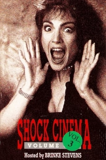 Poster of Shock Cinema: Volume Three