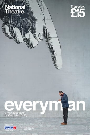 National Theatre Live: Everyman poster
