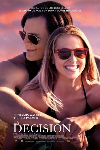 Poster of La decisión (En nombre del amor)