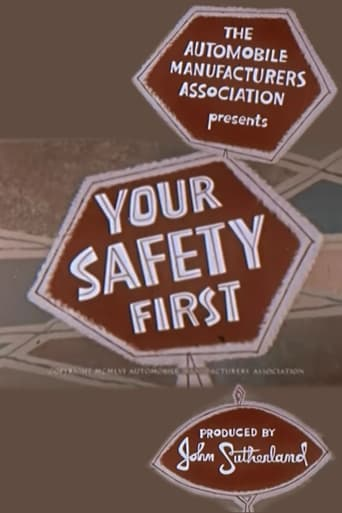 Poster of Your Safety First