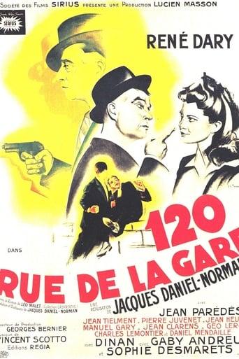 Poster of 120, rue de la gare