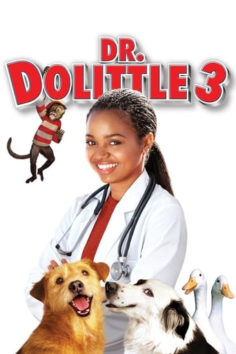 Poster of Dr. Dolittle 3