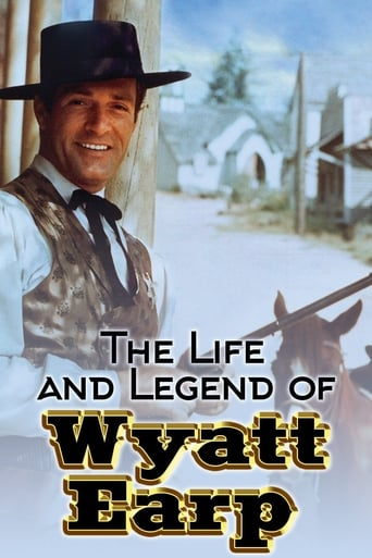 Poster of The Life and Legend of Wyatt Earp