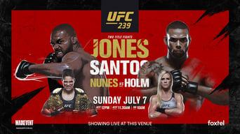 UFC 239: Jones vs. Santos