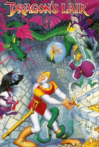 Poster of Dragon's Lair