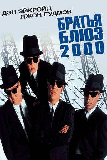 Poster of Братья Блюз 2000