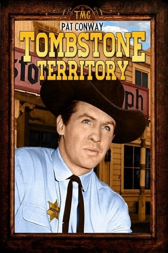 Poster of Tombstone Territory
