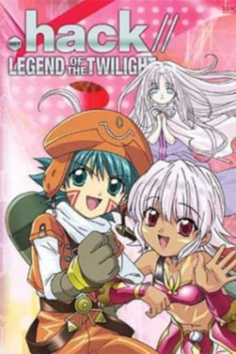 Poster of .Hack//legend of the twilight