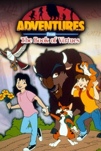 Poster of Adventures from the Book of Virtues