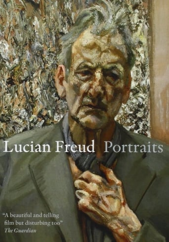 Poster of Lucian Freud: Painted Life