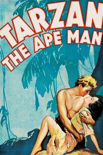 Poster of Tarzan the Ape Man