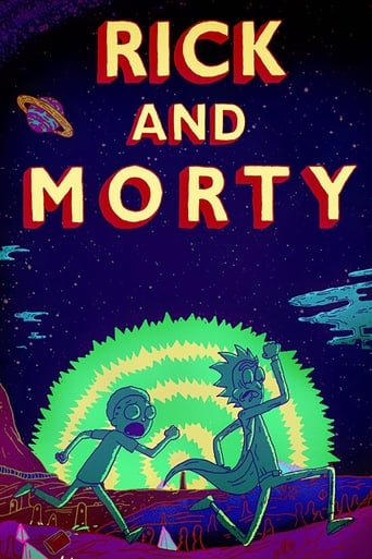 Poster of Rick y Morty