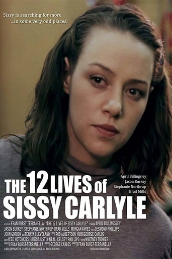 Poster of The 12 Lives of Sissy Carlyle
