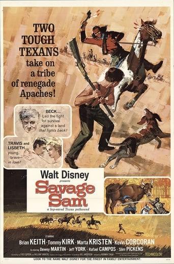 Poster of Savage Sam