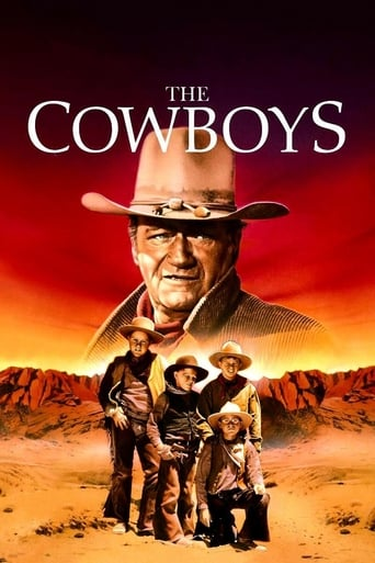 Poster of The Cowboys