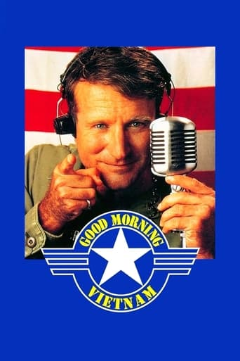 Poster of Good Morning, Vietnam