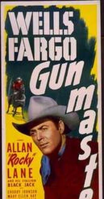 Poster of Wells Fargo Gunmaster