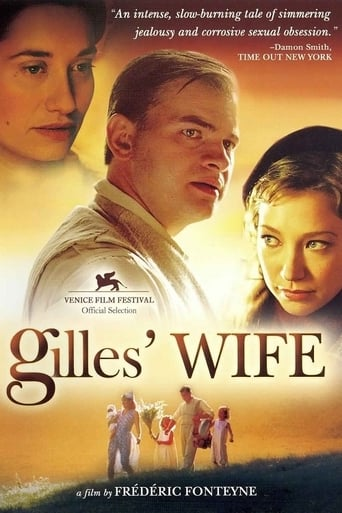 Poster of Gilles' Wife