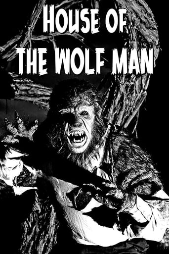 Poster of House of the Wolf Man
