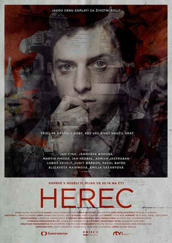 Poster of Herec