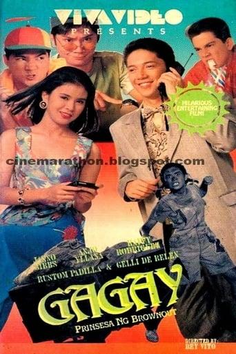 Poster of Gagay: Prinsesa ng Brownout