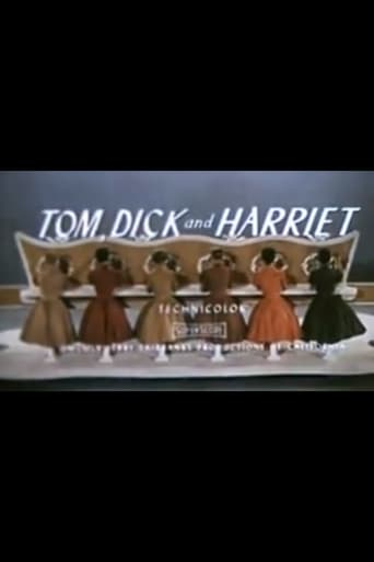Poster of Tom, Dick and Harriet