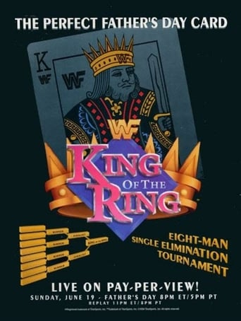 Poster of WWE King of the Ring 1994