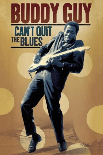 Poster of Buddy Guy Can't Quit The Blues