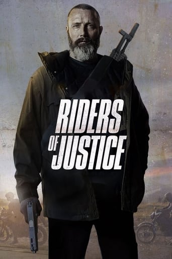 Poster of Riders of Justice