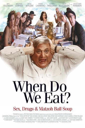 Poster of When Do We Eat