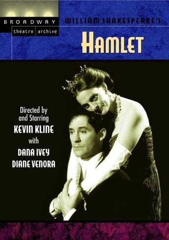 Poster of William Shakespeare's Hamlet