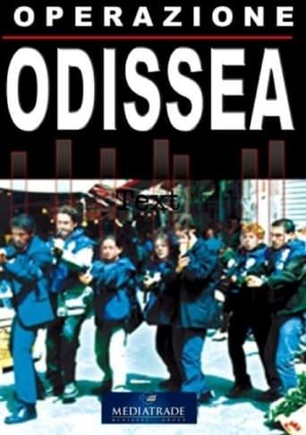 Poster of Operazione Odissea