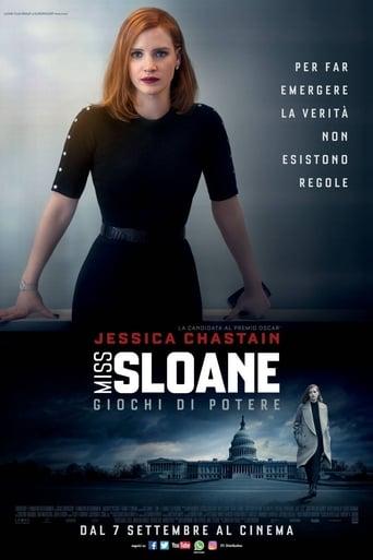 Poster of Miss Sloane - Giochi di potere