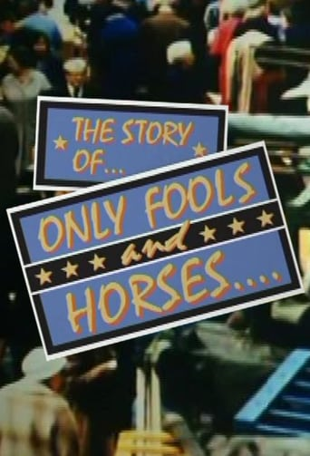Poster of The Story of Only Fools And Horses