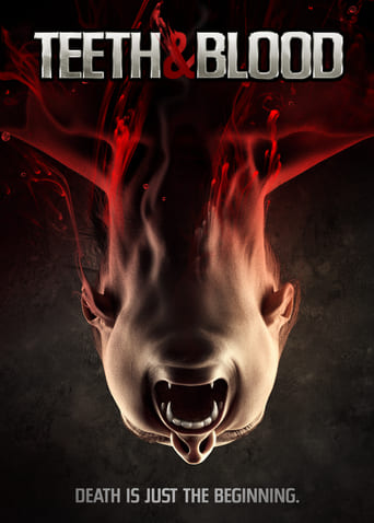 Poster of Teeth and Blood