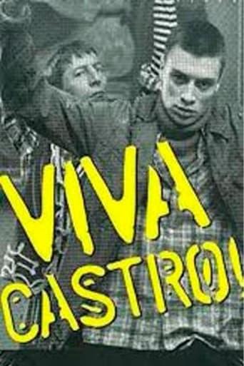 Poster of Viva Castro!