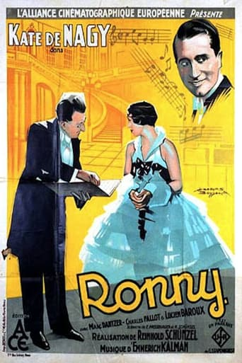 Poster of Ronny
