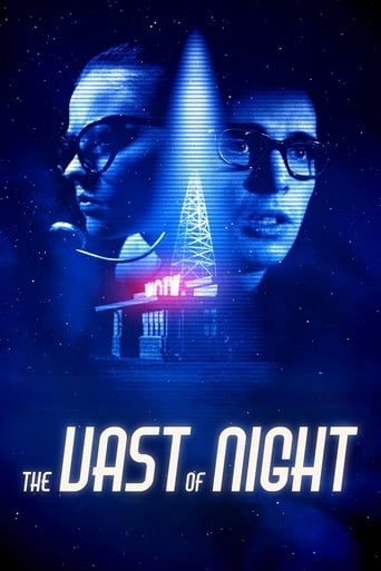 Poster of The Vast of Night