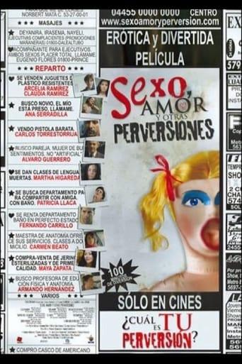 Poster of Sexo, amor y otras perversiones