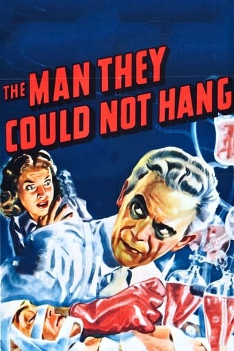 Poster of The Man They Could Not Hang