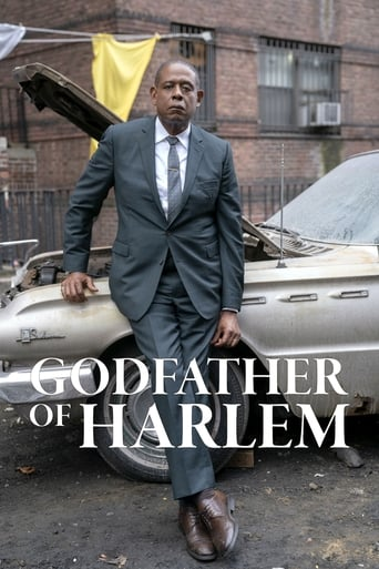 Poster of Godfather of Harlem