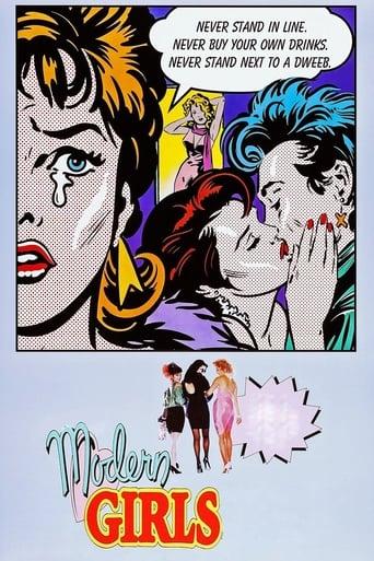 Poster of Modern Girls
