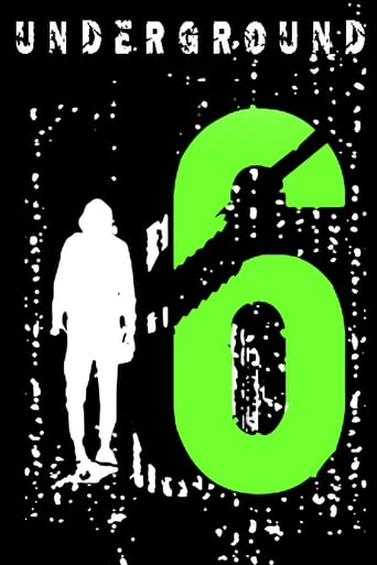 Poster of 6 Underground